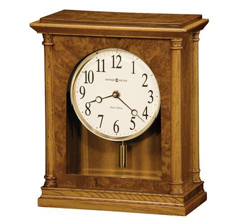 【正規輸入品】 アメリカ ハワードミラー 635-132 HOWARD MILLER CARLY クオーツ置き時計 [送料区分(中)]