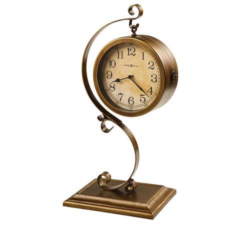 【正規輸入品】 アメリカ ハワードミラー 635-155 HOWARD MILLER JENKINS クオーツ置き時計 [送料区分(大)]
