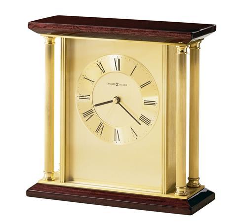 【正規輸入品】 アメリカ ハワードミラー 645-391 HOWARD MILLER CARLTON クオーツ置き時計 [送料区分(大)]