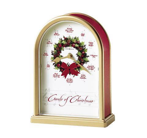 【正規輸入品】 アメリカ ハワードミラー 645-424 HOWARD MILLER CAROLS OF CHRISTMAS II クオーツ置き時計 [送料区分(大)]