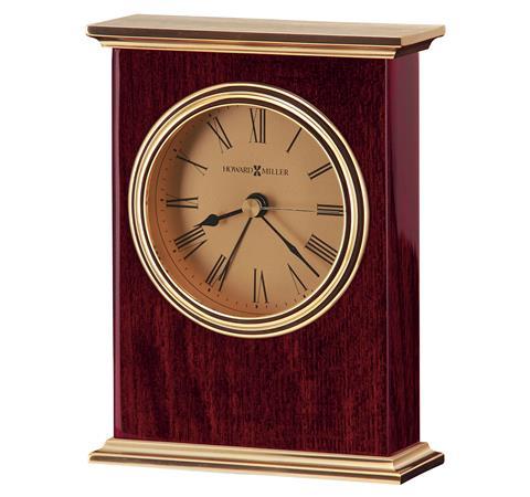 【正規輸入品】 アメリカ ハワードミラー 645-447 HOWARD MILLER LAUREL クオーツ置き時計