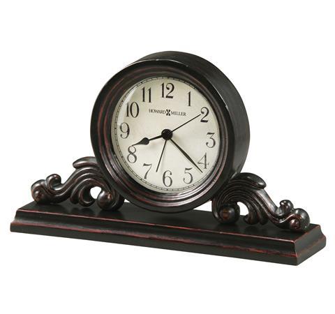【正規輸入品】 アメリカ ハワードミラー 645-653 HOWARD MILLER BISHOP クオーツ置き時計