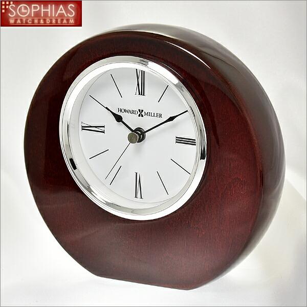 【正規輸入品】 アメリカ ハワードミラー 645-708 HOWARD MILLER BAILEY クオーツ置き時計