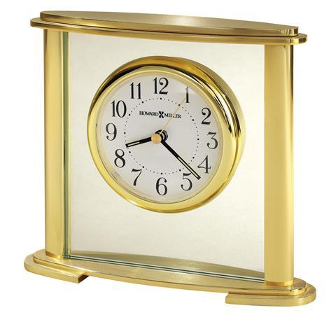 【正規輸入品】 アメリカ ハワードミラー 645-755 HOWARD MILLER STANTON クオーツ置き時計