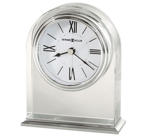 【正規輸入品】 アメリカ ハワードミラー 645-757 HOWARD MILLER OPTICA クオーツ置き時計