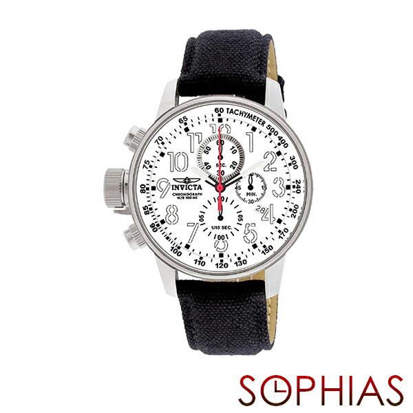 INVICTA インビクタ メンズ腕時計 1514 FORCE フォース クロノグラフ 【長期保証3年付】