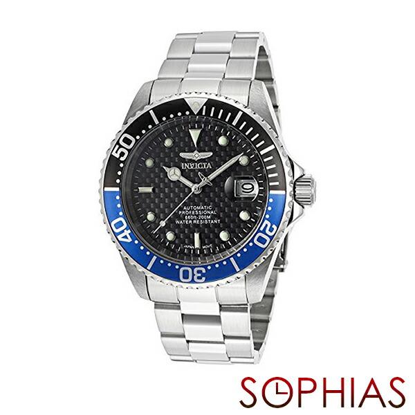 INVICTA インビクタ メンズ腕時計 15584 PRO DIVER プロダイバー 自動巻 【長期保証3年付】