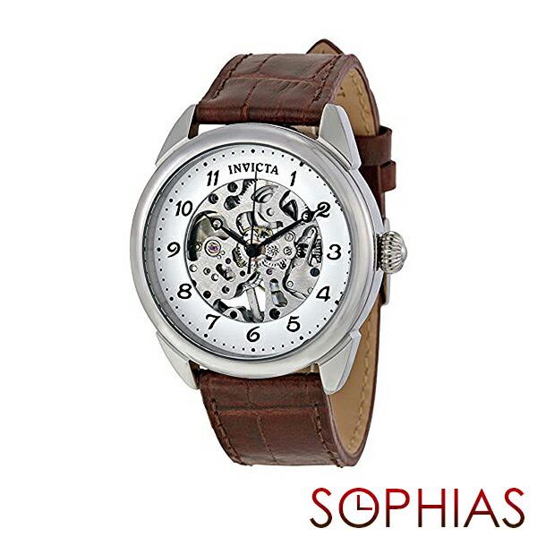 INVICTA インビクタ メンズ腕時計 17187 SPECIALTY スペシャルティ 手巻き 【長期保証3年付】
