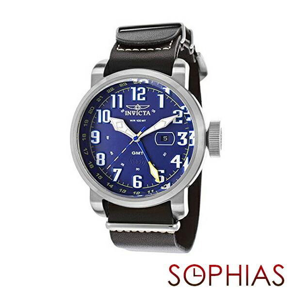 INVICTA インビクタ メンズ腕時計 18887 AVIATOR アビエーター ブルー 【長期保証3年付】