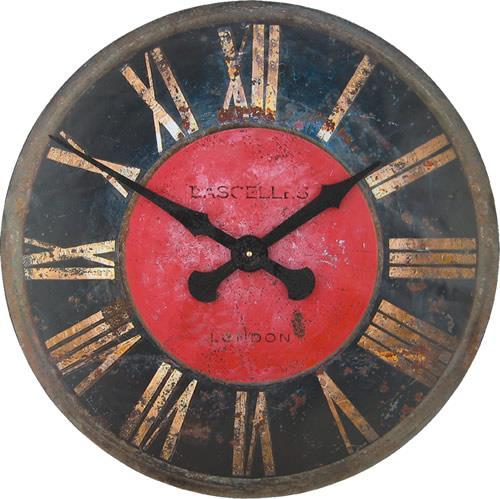 【正規輸入品】 イギリス ロジャーラッセル GRAND/TURRET ROGER LASCELLES 掛け時計 クラシッククロック TURRET
