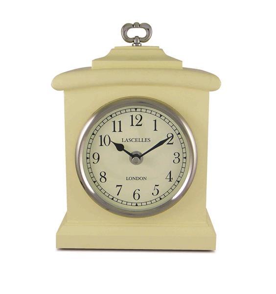 【正規輸入品】 イギリス ロジャーラッセル MANT/LASC/CREAM ROGER LASCELLES 置き時計 マントルクロック