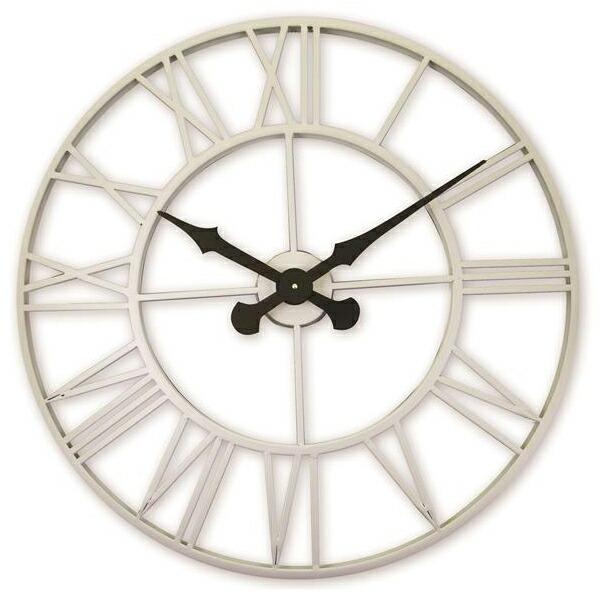 【正規輸入品】 イギリス ロジャーラッセル 掛け時計 ROGER LASCELLES アウトドアクロック (ODC/XL/CREAM) [送料区分(大)]