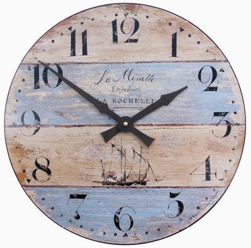 【正規輸入品】 イギリス ロジャーラッセル PUB/MOUETTE ROGER LASCELLES 掛け時計 マリンクロック