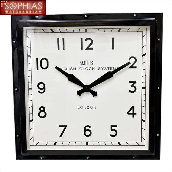 【正規輸入品】 イギリス ロジャーラッセル SM/ENGLISH/BLACK ROGER LASCELLES 掛け時計 スミスデザイン