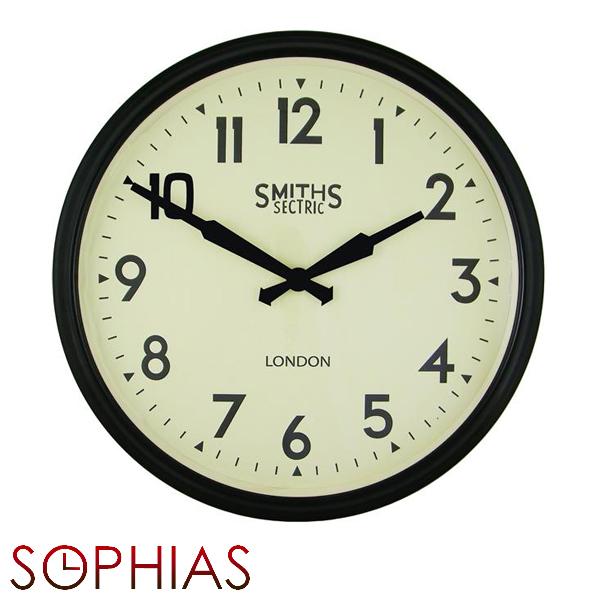 【正規輸入品】 イギリス ロジャーラッセル SM/LM/ARABIC ROGER LASCELLES 掛け時計 スミスデザイン