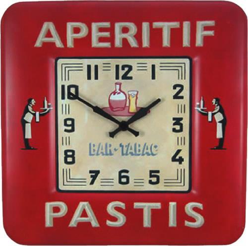【正規輸入品】 イギリス ロジャーラッセル SQ/PASTIS ROGER LASCELLES 掛け時計 レトロ&デコクロック
