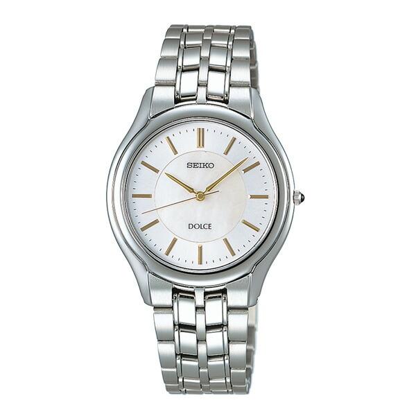 セイコー ドルチェ SACL009 SEIKO DOLCE 薄型 クオーツ腕時計 メンズ 【長期保証5年付】