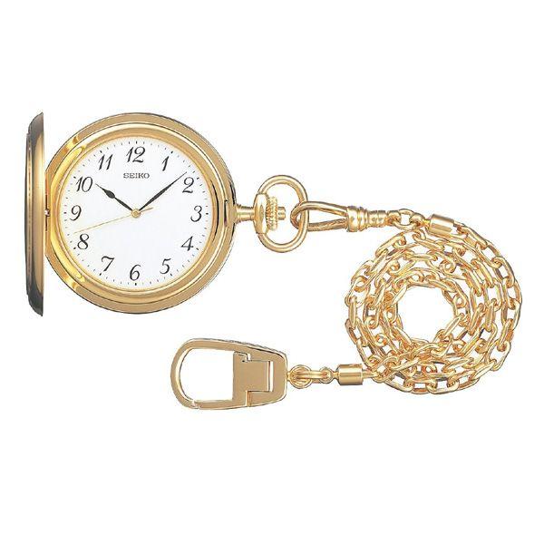 セイコー ポケットウオッチ SAPM002 SEIKO POCKET WATCH クオーツ懐中時計