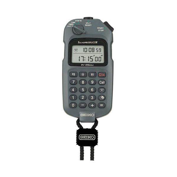 10%OFF 供え SEIKO 国内モデル 奉呈 腕時計 正規品 SVAX001 セイコー STOPWATCH ストップウオッチ サウンドプロデューサー