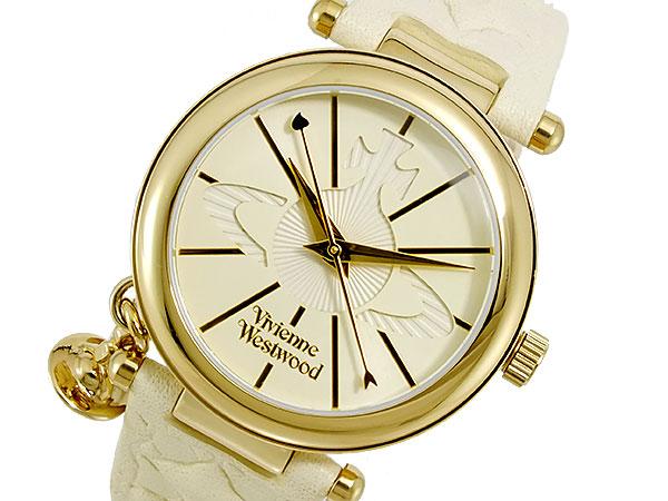 ヴィヴィアン ウエストウッド VV006WHWH VIVIENNE WESTWOOD 腕時計 [ST] 【長期保証3年付】