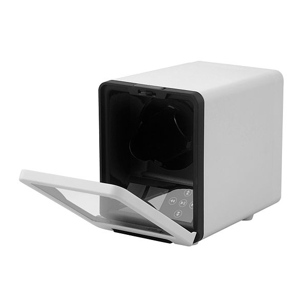 【ワインディングマシン】 エスプリマ ES11302WT Es'prima 角型 リモコン付1連 ホワイト