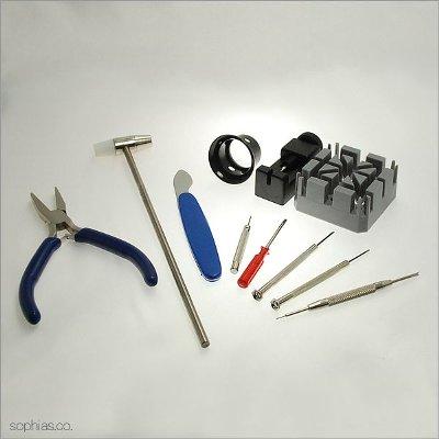 エスプリマ Es'prima SE52019TU 時計工具11点セット