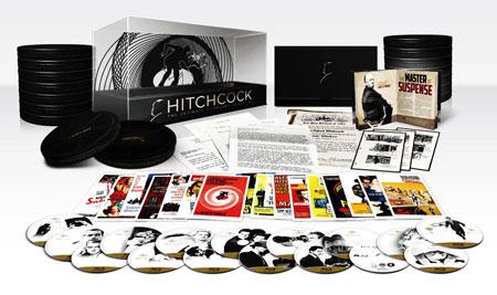 ヒッチコック アルティメイト フィルムメーカー コレクション DVD BOX 【DVD】【RCP】