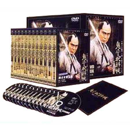 鬼平犯科帳 第2シリーズ DVD-BOX 【DVD】