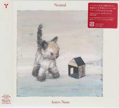 Neutral 初回盤 / 南壽あさ子 【CD、Blu-ray】