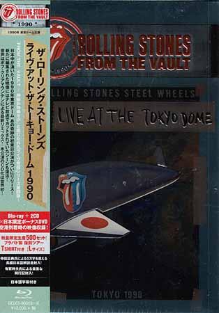 ストーンズ - ライヴ アット ザ トーキョー ドーム 1990 完全生産限定盤500セット 【Blu-ray】