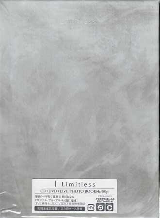 Limitless 初回生産限定盤SPECIAL SET DVD付 / J 【CD、DVD】