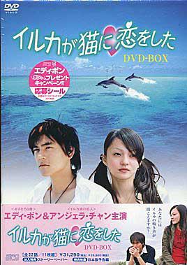 イルカが猫に恋をした DVD BOX 【DVD】