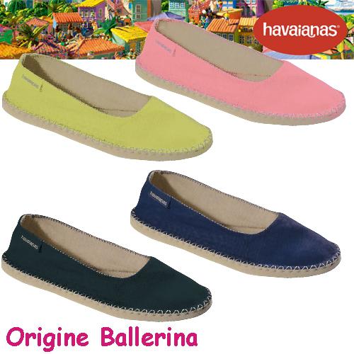 HAVAIANAS-Havaianas Brazil flip flops ORIGINE BALLERINA origin ballerina Dancewear