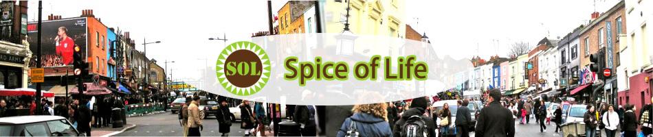 """Spice of Life-スパイスオブライフ:世界中のカワイイ雑貨お届けします。""""あなたの生活にSPICEを♪"""""""
