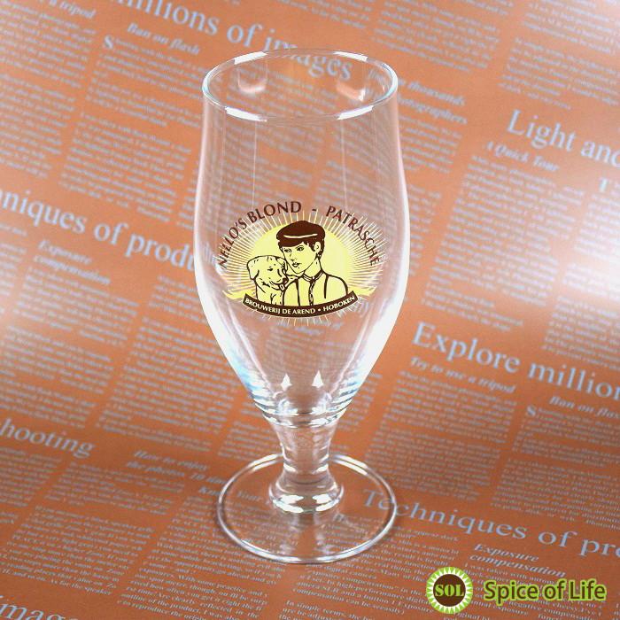 ビアグラス フランダースの犬 ネロ&パトラッシュ クラフトビール ビアグラス ビアジョッキ かわいい ギフト プレゼント