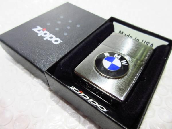 新品 輸入品 アメリカ製 BMW エンブレム ZIPPO 新入荷 流行 シルバー ジッポライター マーケット Silver製