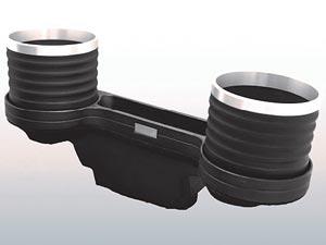 新品 アルカボ製 ベンツ W204 BK 直営店 リング ギフ_包装 M311BS ドリンクポケットホルダー