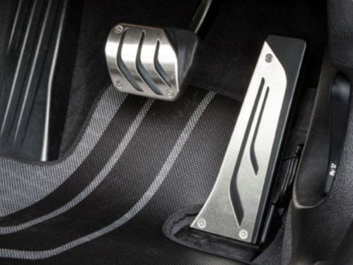 BMW純正 F10・F20・F30 アルミ・ATペダルset/RHD 【M-Performance】