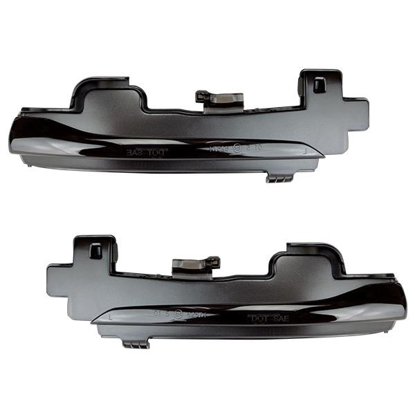 ボルボ S80(AB)/S60(FB/FD)/V40(MB/MD) シーケンシャル・LEDミラーウインカーset 【MAX Comfort】