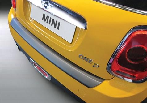 BMWミニ MINI/F55・F56・F57 リアバンパープロテクター/カーボン 【RGM】