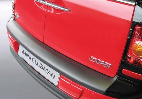 MINI R55・R60・R61 リアバンパープロテクター/カーボン 【RGM】