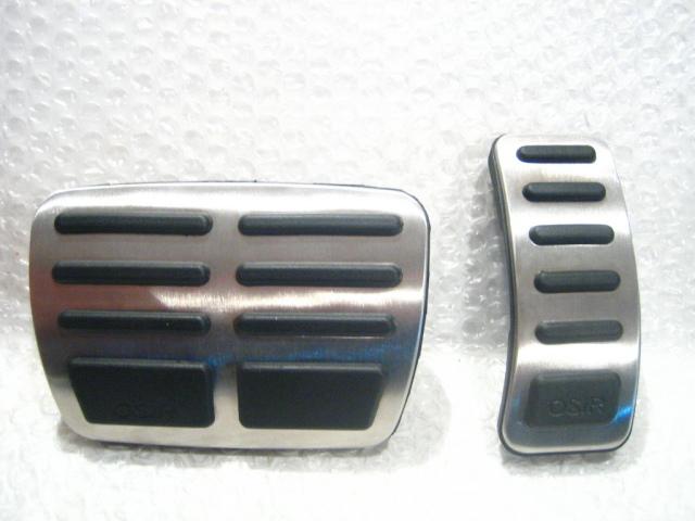 AUDI A4(8K)・A5(8T)/RHD オートマペダルカバーset 【OSIR】