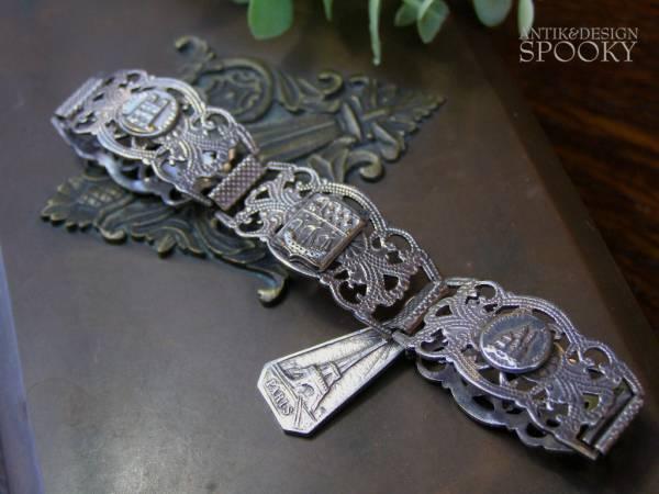 Buddha Vintage Paris Souvenir Bracelet