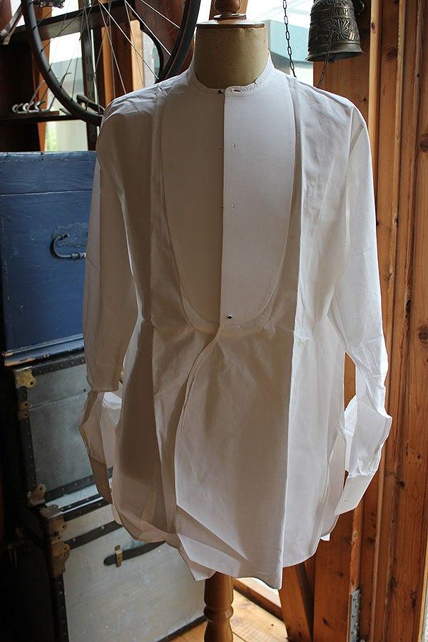 ヴィンテージ 1950's 英国王室御用達 1900年創業 AUSTIN REED ドレスシャツ サイズ8-16L #2