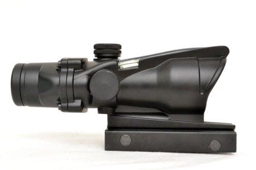 TA31タイプ TA31 4X32 4倍固定 スコープ タクティカルスコープ 自動集光式 黒