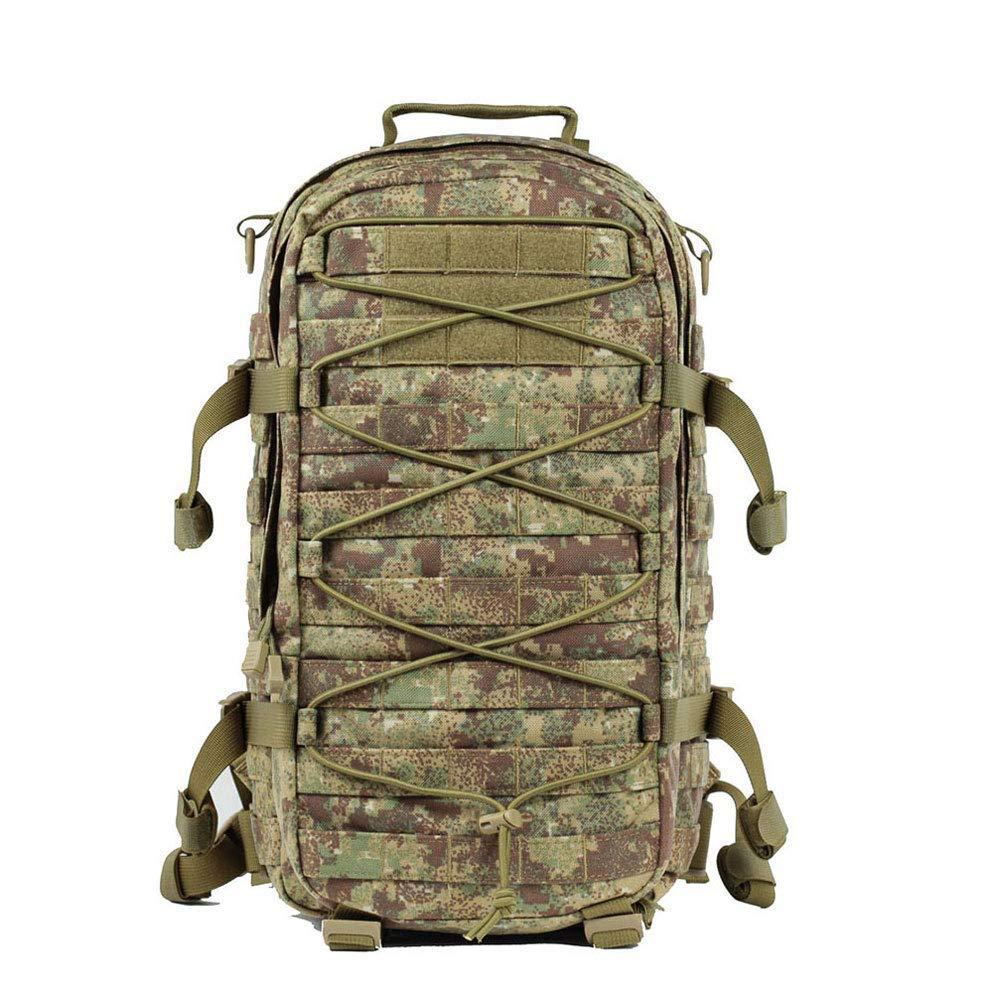 CANIS LATRAN製 バックパック ザック タクティカルバックパック リュックサック ザック 背嚢 CL5-0068 (フラワーカーキ迷彩)