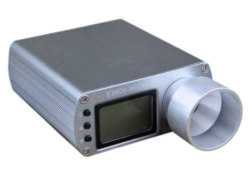 BIGDRAGON E9800 XEON クロノグラフ BB弾 弾速計 ジュール測定 初速測定器