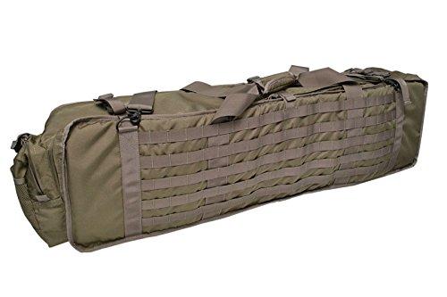 EMERSON製 M60 M249 ミニミ ガンケース ダブルガンケース ライフルケース フォリッジグリーン FG