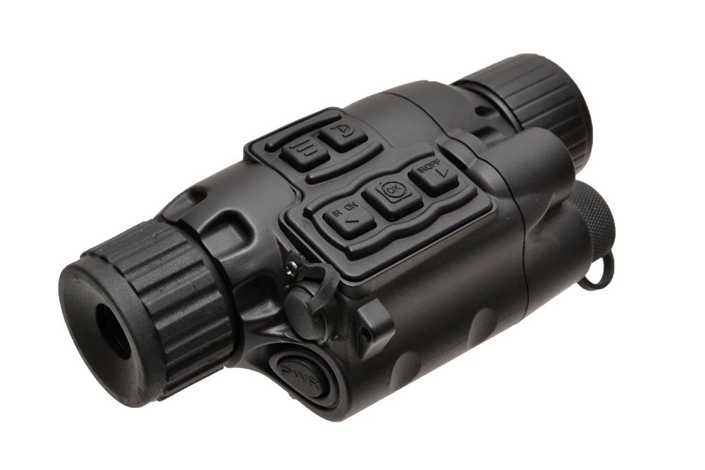 Canis Latrans製 170P 3x32 単眼式 デジタルナイトビジョン 暗視スコープ 20mmレイル 静止画・動画撮影可