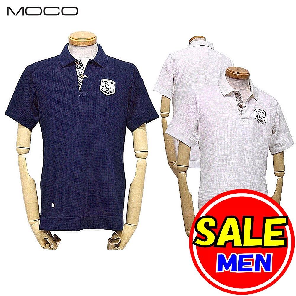 【30%OFF!セール】スツールズ/STOOLS モコ /Moco (春夏モデル!)半袖シャツ/ポロシャツ/吸水速乾・UV(メンズ)ゴルフウェア/17